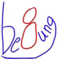 logo be8ung
